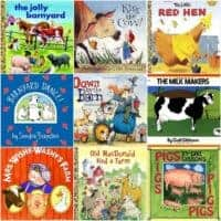 30 Awesome Farm Animal Books for Preschoolers