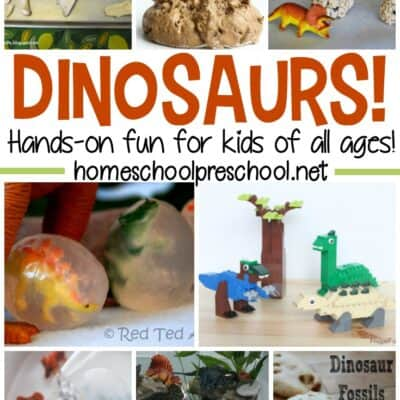Hands On Dinosaur Activities