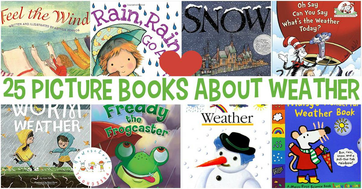 books about weather for preschoolers 27 wonderful weather books for kindergarten and preschool 635