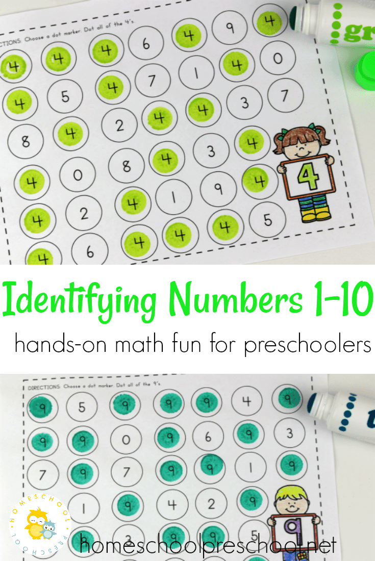 Number identification is the first step to building math fluency and laying a strong early math foundation to help kids understand complex math skills later.