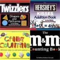 9 Delicious Candy Math Books Your Kids will Love
