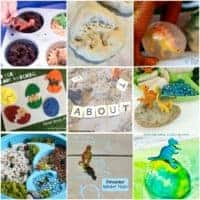 Hands-On Activities for a Dinosaur Preschool Theme