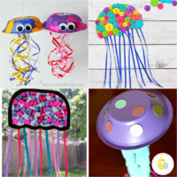 10 Jolly Jellyfish Crafts for Kids