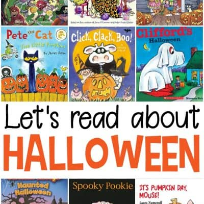 24 of the Best Halloween Picture Books