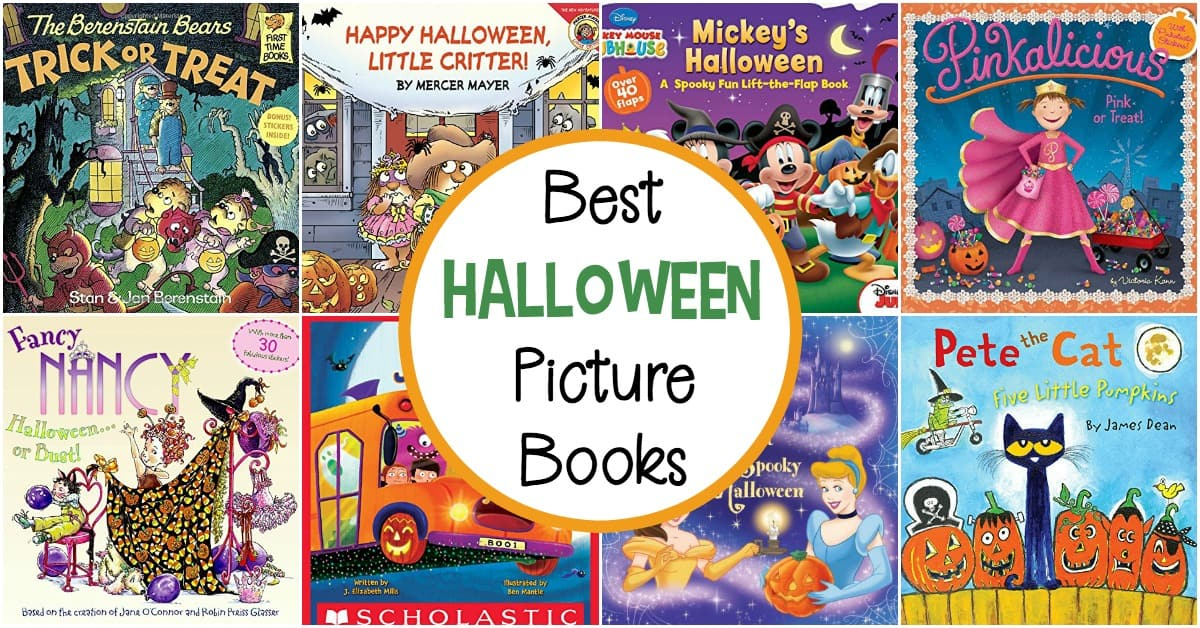 this october fill your book basket with books from this list of the best halloween