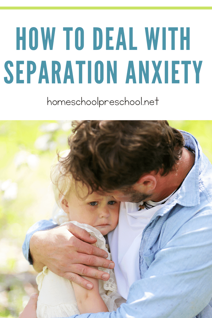 Although it can be stressful or even frustrating, preschool separation anxiety is common. Here are a few tips to help you out.