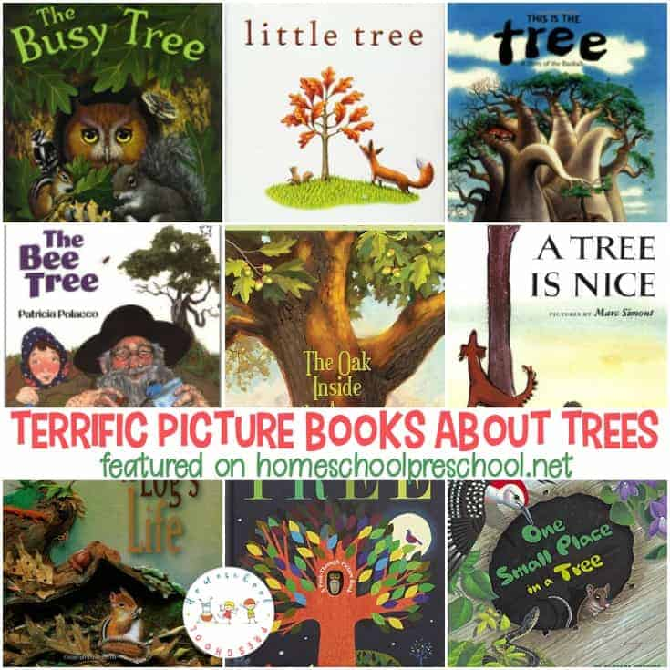 15 Terrific Picture Books About Trees