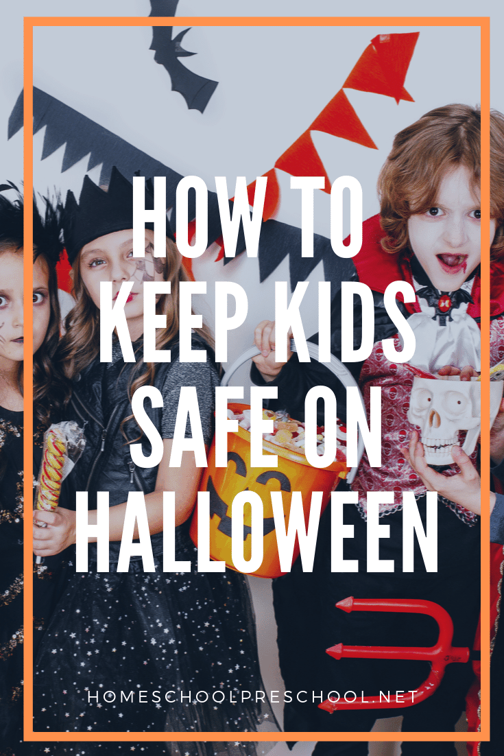 Follow these simple Halloween safety tips for preschoolers. They'll ensure your family makes memories not mistakes on Halloween night!