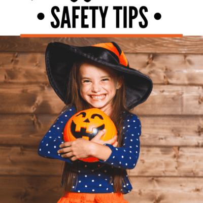 Halloween Safety Tips for Preschoolers