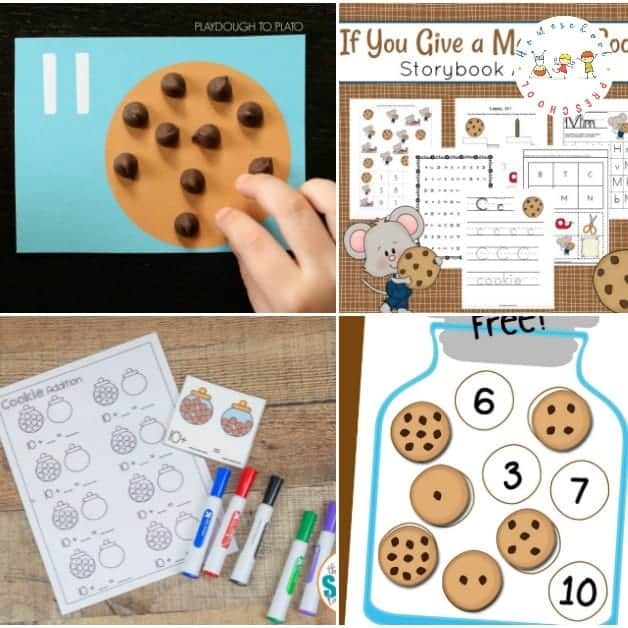 18 Fun If You Give a Mouse a Cookie Printables