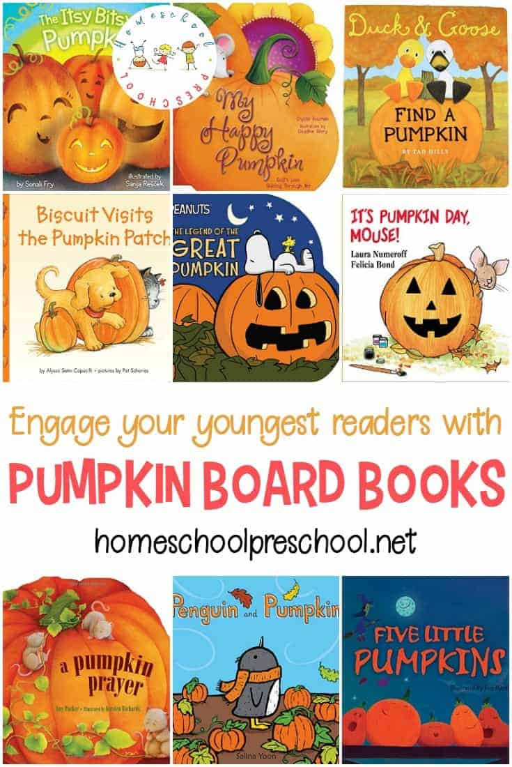 Young readers can join Peter as he searches for a perfect pumpkin!