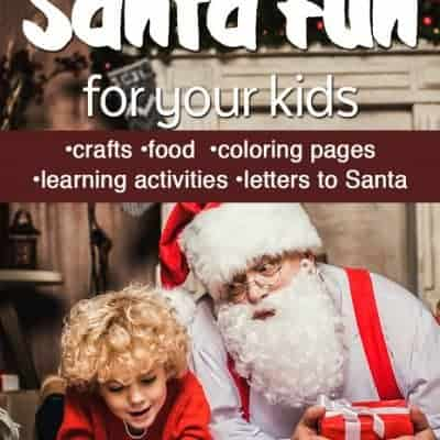 75 Awesome Ideas to Have Santa Fun for Kids