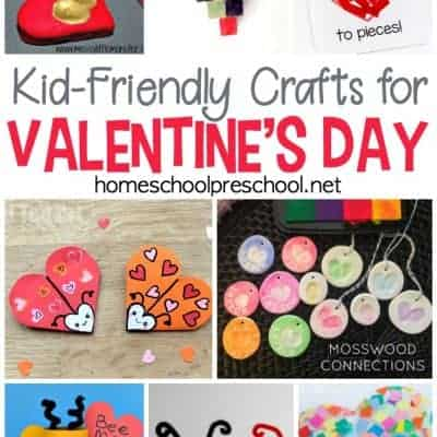 24 Kid-Friendly Crafts for Valentines Day