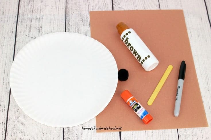 Easy Paper Plate Groundhog Day Craft For Preschoolers