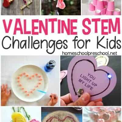 18 Engaging Valentine STEM Activities and Challenges for Kids
