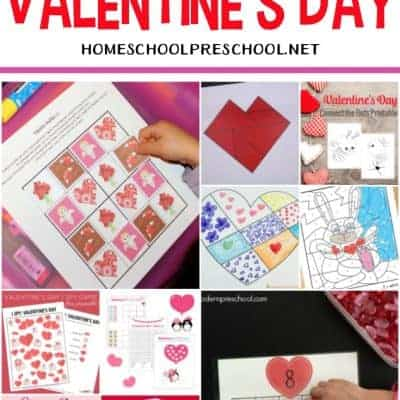 22 Printable Valentines Worksheets for Kids