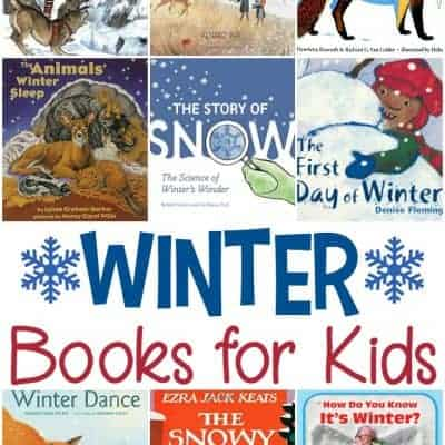 9 of the Best Winter Books for Kids