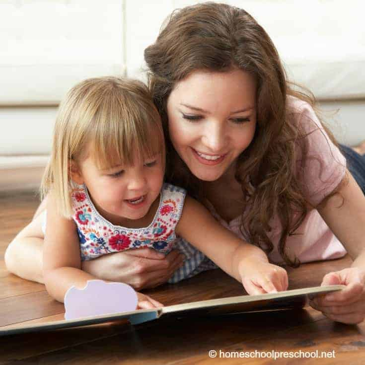 Some of my fondest memories as a mom center around reading with my children. Let's explore 101 reasons to read to your preschoolers!