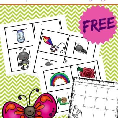 Hands-On Preschool Measurement Activities for Spring