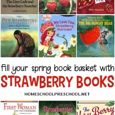17 Scrumptious Books About Strawberries