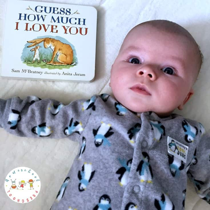 It is never to early to begin building your child's home library. Come discover some of our favorite picture books for babies.
