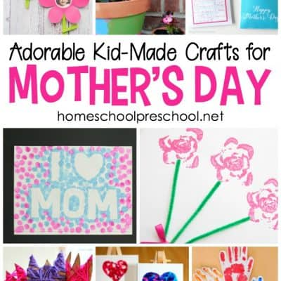 Mothers Day Crafts Kids Can Make for Mom