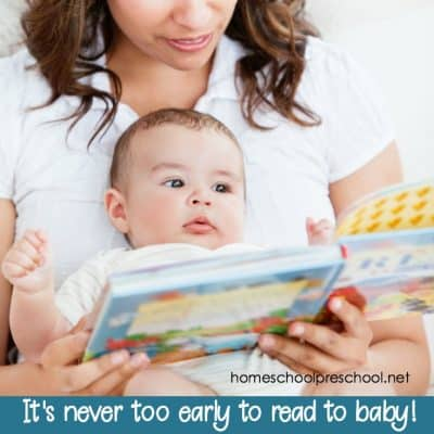 Building Baby's First Library: Picture Books for Babies