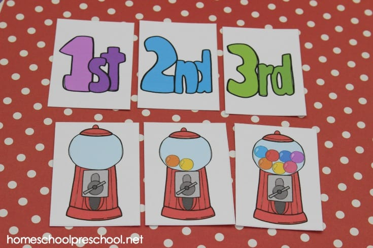 Kids will begin to make sense of the order in which events happen when you introduce them to sequencing with these 3 step sequencing cards free printables for kids.