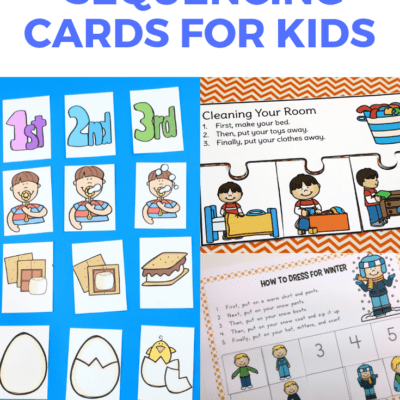 Free Printable Sequencing Cards