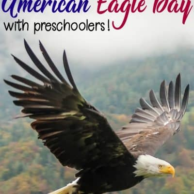 5 Ways to Celebrate American Eagle Day with Preschoolers