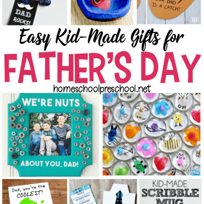 16 Simple Fathers Day Crafts Kids Can Make for Dad