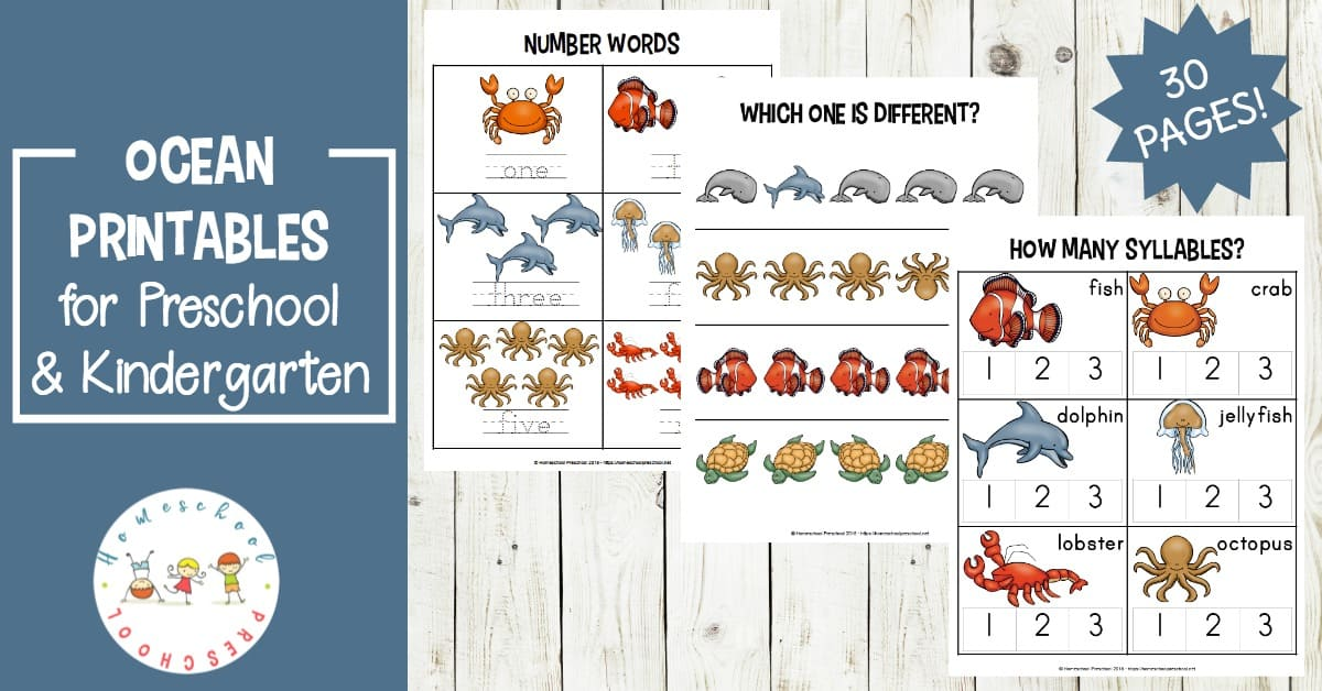 photo regarding Free Printable Ocean Worksheets named No cost Printable Ocean Worksheets for Preschool