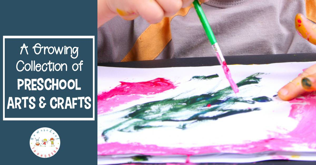 Preschool is so fun! There are so many themes and activities to fill your days. Here is an amazing collection of the best preschool crafts and art projects for you and your little ones to try!