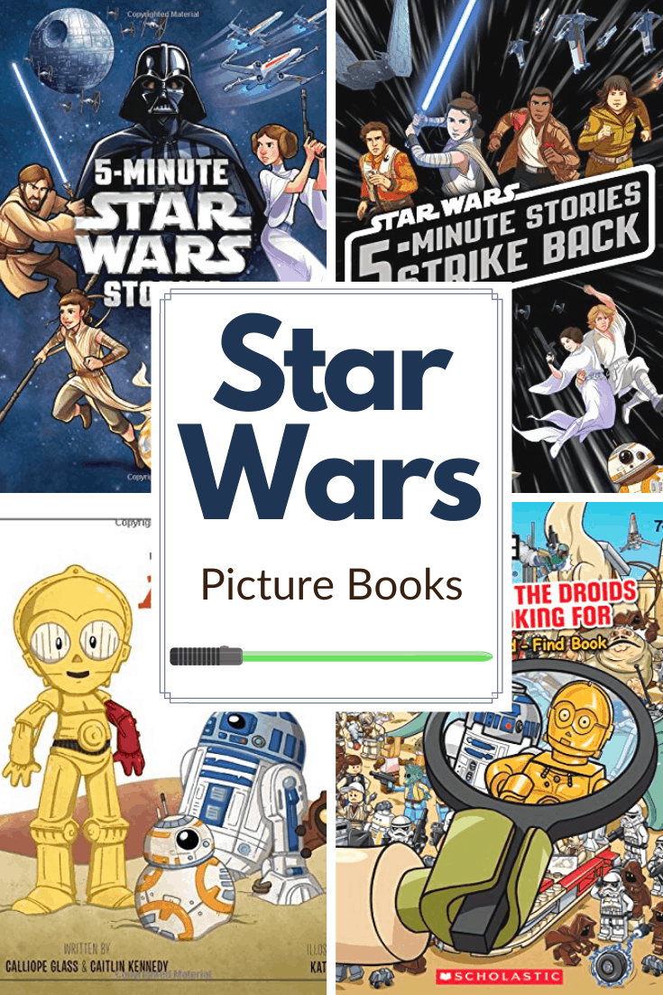 My kids adore Star Wars. They pretend to be Jedi, build Star Wars Legos, devour Star Wars books!Discover nine of our favorite Star Wars books for kids!