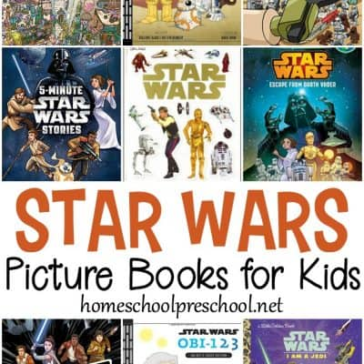 9 Awesome Star Wars Books for Children