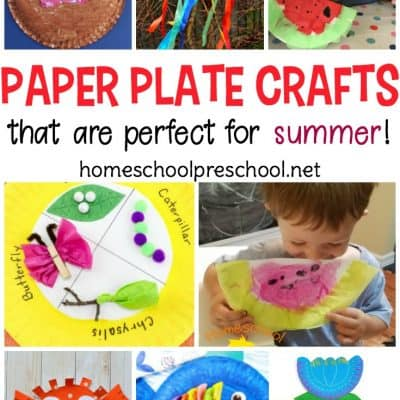 The Very Best Summer Paper Plate Crafts for Kids