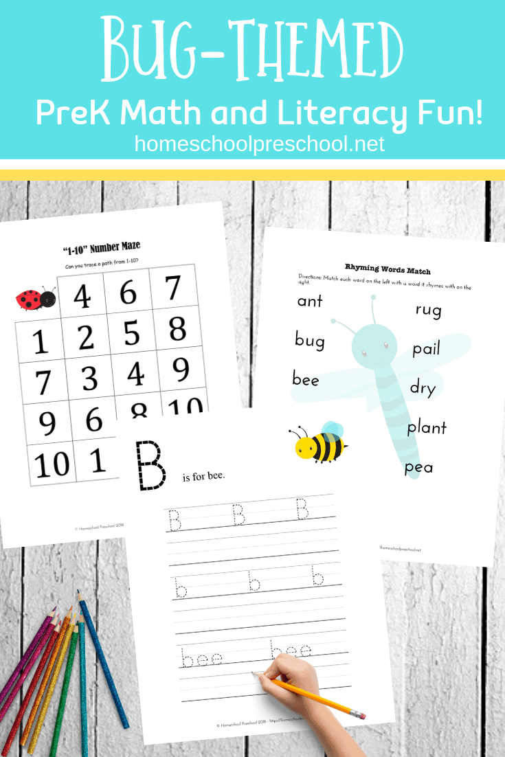 Inside this pack of summer printables for kids, you'll find the following learning activities: