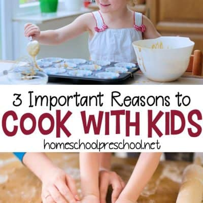 3 Reasons Cooking with Kids is Important
