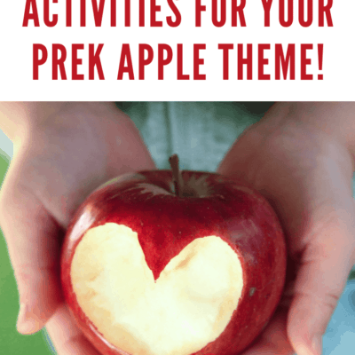 3 Hands-On Apple Activities