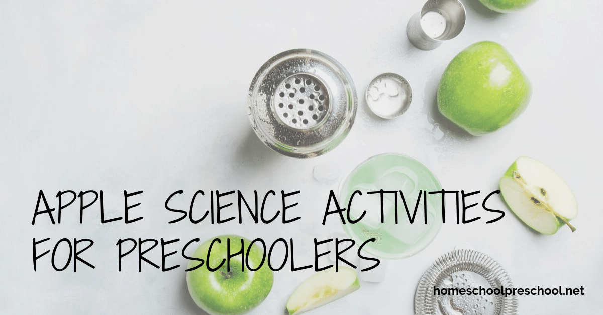 It's time to gear up for back to school. Add one or more of theseapple science activities for preschoolersto your autumn lessons. The kids will love it!