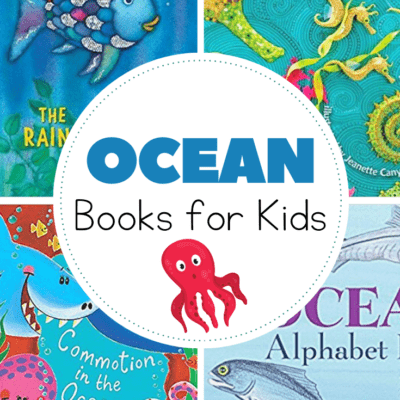Picture Books About the Ocean