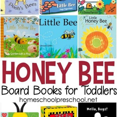 9 of Our Favorite Bee Books for Toddlers