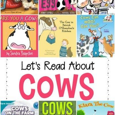 12 Amusing Cow Books for Preschool