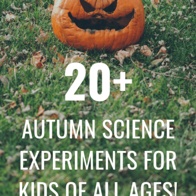 Fun Fall Science Experiments for Preschoolers