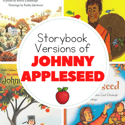 Versions of Johnny Appleseed Story