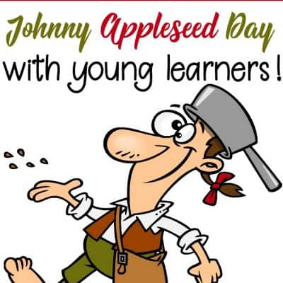 5 Ways to Celebrate Johnny Appleseed Day with Kids