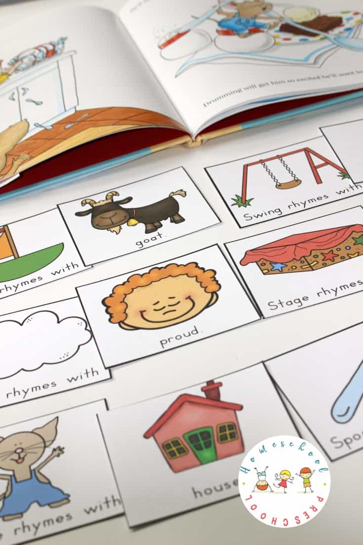 Dive deep into If You Give a Mouse a Brownie with your kids with this free printable book companion. Focus on rhymes, blends, word work, and more!