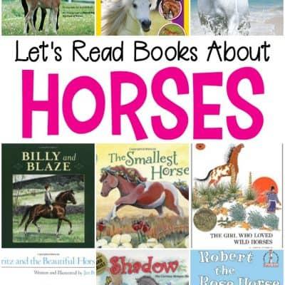 12 Delightful Childrens Horse Books