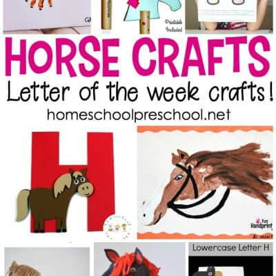 12 Delightful Horse Crafts for Kids of All Ages