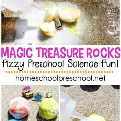 How to Make Magic Treasure Rocks